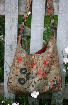 hand made bag in ralph lauren