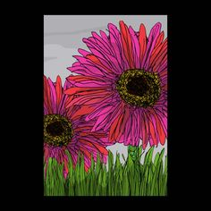 Flower Drawing ($48.30)