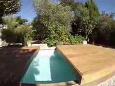 Terrasse mobile pour piscine MovingFloor | Octavia Terrasses mobiles - YouTube