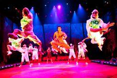 """Joseph and the Amazing Technicolor Dreamcoat"" - @Dallas Theater Center. Photo by Karen Almond"