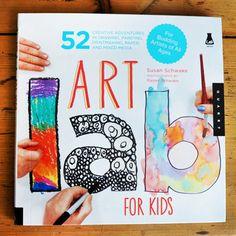 Art Lab for Kids | Impact of Art on Childhood | Imagination Book