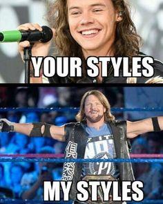 Wrestling Memes, Style Me, Your Style, Burn It Down, Wwe Stuff, Steven S, Aj Styles, Seth Rollins, Burns