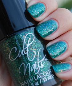 Cult Nails - Limited Edition: Toxic Seaweed > so want this one