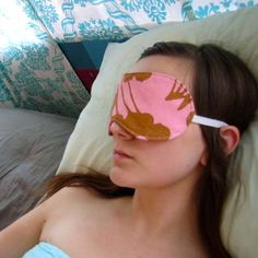 Eye mask + pattern. I want to make one that says, you will go down if you disturb me. Except my kids can't read