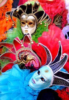 carnaval de venise 2014 | Italie - Carnaval de Venise, jeu de masques et costumes fastueux ...