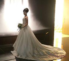 ティアラに合わせるノーブルヘアーと和装スタイルでホテル婚♡ | 大人可愛いブライダルヘアメイク 『tiamo』 の結婚カタログ