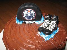 My son's 14th bday cake! - Janice MacDougall