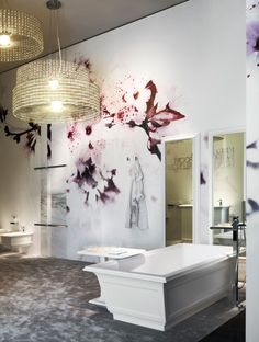 The Eleganza collection showcases bathroom fittings and sanitaryware that exude sophistication and glamour. Manufactured by Gessi, Italy's leading name in brassware, the range features Art Deco-style mixers with a modern twist.