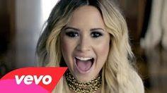 Demi Lovato - Let It Go [Frozen Soundtrack] (Official Video) OFFICIAL HD
