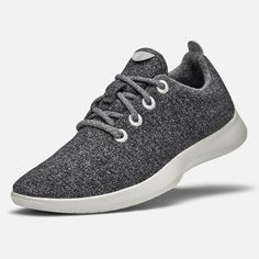 Women s Wool Runners - Natural Grey (Light Grey Sole) 94ca41a23