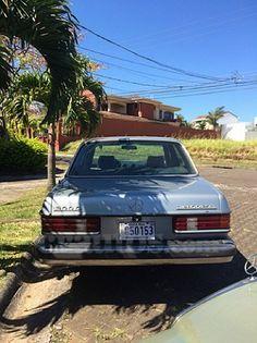 Mercedes Benz 300TD 1984 - 3000cc - Sedán