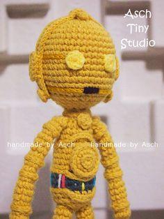 Finished Doll : C-3PO
