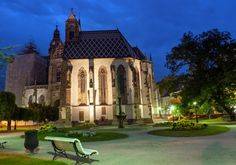 Kosice, Slovakia: European Capital of Culture 2013 Famous Saints, Places Ive Been, Travel Inspiration, The Good Place, Cathedral, Travel Destinations, Europe, Culture, Explore