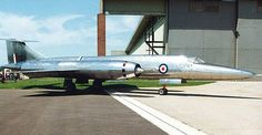 """Bristol 188 (1962) was a British supersonic research aircraft built by the Bristol Aeroplane Company in the 1950s. Its length, slender cross-section and intended purpose led to its being nicknamed the """"Flaming Pencil"""". It failed to attain the designed M2 speed and couldn't maintain top speed long enough to study thermal effects of supersonic flight. Cancelled in 1964."""