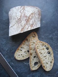 Ciabatta Bread Technique And Recipe