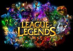 Voy a darte una cuenta de League Of Legends de LVL 30 por U$6