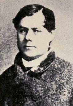 John Drew (1827-62), stage actor