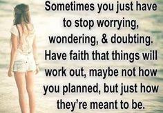 Quotations - faith