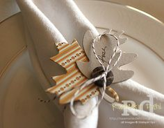 thanksgiving napkin rings | May you all have a wonderful day with your friends and family. Wish ...