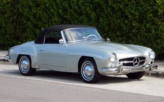 Bid for the chance to own a 1961 Mercedes-Benz at auction with Bring a Trailer, the home of the best vintage and classic cars online. Best Classic Cars, Classic Cars Online, Mercedes 190, Lancia Delta, Porsche 914, Thing 1, Miss Usa, Cylinder Head, Colorful Interiors