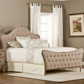 Found it at Wayfair - Stoumont Upholstered Panel Bed