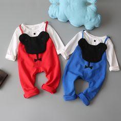 Baby Boy Girl Long Sleeves Cotton Set //Price: $22.22 & FREE Shipping //   #kidsclothing #kids #baby #kidsfashion
