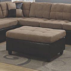 Coaster Furniture Stonenesse Storage Ottoman
