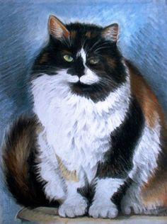 """Garfielda 2"" par Karin Zeller"