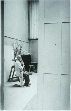 Paris street fair, 1931 by Brassai. Surrealism. photo