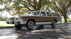 1985 Mercury Grand Marquis Wagon Window Sticker and Protect-O-Plate presented as lot W109 at Kissimmee, FL 2015 - image1