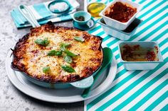 This ragout is great for a hearty pasta or a lasagne, as used here.