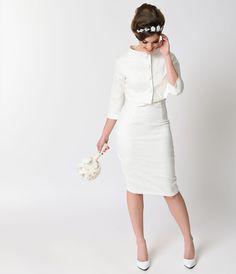 50s Wedding Dress 1950s Style Dresses Rockabilly Weddings