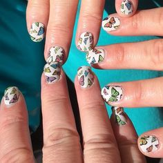 Butterfly nails nails nail butterflies pretty nails nail art nail ideas nail designs butterfly nails