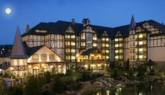 The Inn at Christmas Place (Pigeon Forge, TN) - ResortsandLodges.com