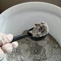 Pots and Paint: How to Make a Wood Ash Glaze