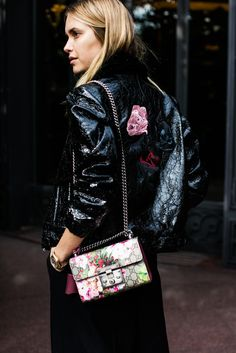 The Bomber Is Every Bloggers Favourite New Jacket