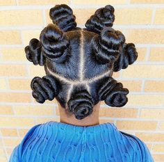 Hairstyle goals #bantyknots. Done to perfection by @shandrika_monique   #bantuknotout #naturalhair #fun #curlfun #curllove #naturalhairisfun #naturalhairuk #uknaturals #hairjourney #bringonthefun #beautifulhair #naturalhairisbeautiful #naturalhaidoescare