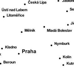 Jak se liší kraje v dostupnosti veřejné dopravy? Podívejte se na výsledky analýzy jízdních řádů.