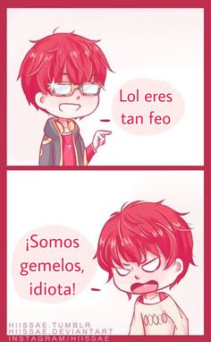 Read from the story Mystic Messenger Cómics en Español by DoesJuminIsGay_ (Eight) with reads. Seven Mystic Messenger, Mystic Messenger Fanart, Messenger Games, Saeyoung Choi, Fangirl, Zen, Chica Anime Manga, Saeran Choi, Illustrations