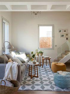 10 desastres decorativos que debes evitar en el salón