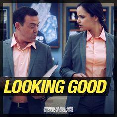 "#Brooklyn99 2x01 ""Undercover"" - Boyle and Santiago"