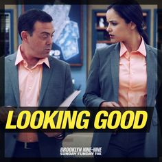 "S2 Ep1 ""Undercover"" - Boyle and Santiago #Brooklyn99"