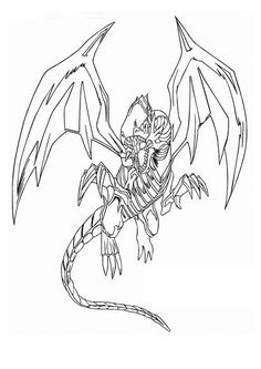 tet coloring pages for kids | Exodia The Forbidden One Yu Gi Oh Coloring Pages | Eli's ...