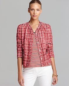 Basler Tweed Jacket Bloomingdales. Buy for $795 at Bloomingdale's.