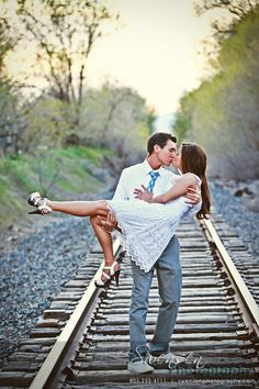 train tracks love