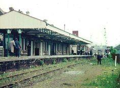 Barnstaple Town Station.