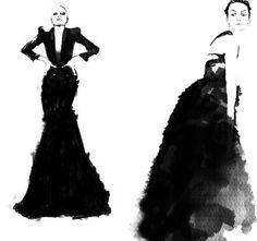 Designspiration — Spiros Halaris Illustration – Illustration inspiration on MONOmoda