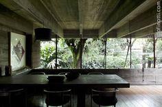 Mendes da Rocha´s House (Casa Butantã) - São Paulo SP openhouse