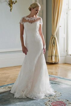 KleinfeldBridal.com: Augusta Jones: Bridal Gown: 33313446: Fit and Flare: