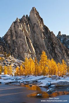✯ Enchantment Lakes Basin, Washington
